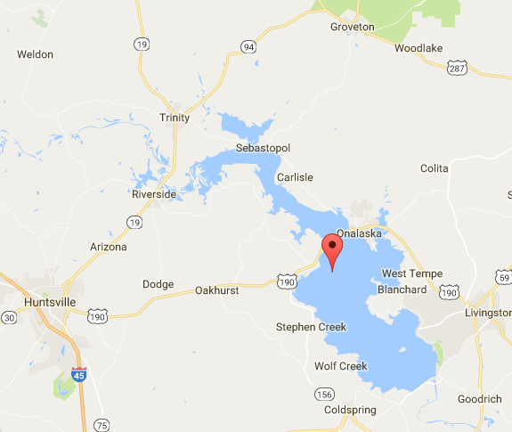 Livingston lake fishing guides fishing reports big bass for Lake livingston fishing report